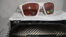 Oakley Targetline Sunglasses Polished White Prizm Dark Golf OO9397-0658