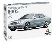 Mercedes Benz 600 S Kit ITALERI 1:24 IT3638 Model