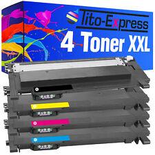 4 Toner XXL ProSerie für Samsung Xpress C 480 W C 482 W SL-C 430 SL-C 430 W