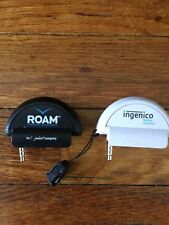 Roam Ingenico G5X Portable Credit Card Reader Mobile Point Of Sale Device