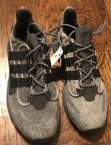 Adidas Lxcon Originals Men's Size 9.5 Shoes Grey Lace Up Sneakers Casual