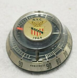 Vintage Honeywell N.Y.C. Nabac 1964 Thermostat (Pre-Owned)