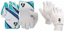 Sg Combo of two one pair of 'Club' Wicket Keeping Gloves & one pair Inner Gloves