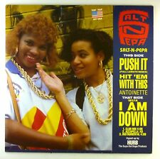 "12"" Maxi - Salt-N-Pepa - Push It / Hit 'Em With This / I Am Down - E590"