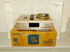 Sony CDP-XA50ES High-End CD-Player, Champagner, OVP inkl. FB, 2J. Garantie