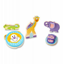 Melissa and Doug Safari musical instruments #3318