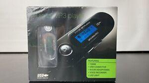 Digital Media 128MB MP3 Player & Accessories