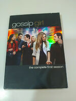 Gossip Girl The Complete First 1 Season - 5 x DVD Ingles Portugues - 2T