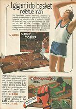 X9381 Atlantic - Super Gioca goal - Pubblicità 1975 - Advertising