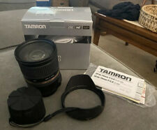 TAMRON SP 24-70mm F/2.8 DI VC USD Camera Lens for Canon W/Box