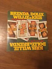 ...the winning hand KRIS, WILLIE, DOLLY & BRENDA 2LP