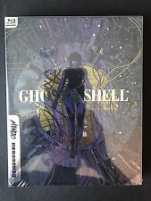 Ghost in the Shell (Blu-ray Disc, 2017, Includes Digital Copy UltraViolet)