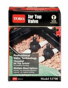 Toro Irrigation Toro  Jar Top Valve - Female  1 in. 150 psi