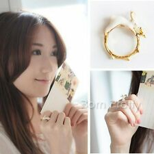 1Pc Lovely Bunny Ring Cute Rabbit Pattern Fashionable Women Ring Jewelry