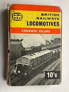 Ian Allan abc of British Rail locomotives combined volume. Winter 1960/1 edition