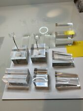 Lucite Fountain Pen Display Squares Rare Last Montegrappa Set