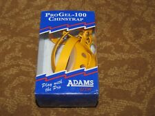 Adams Pro-Gel 100 Adult Gold Chinsstrap (Lot of 10), New