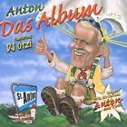 DJ Ötzi (Anton feat. DJ Ötzi) Das Album (2000) [CD]