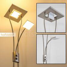 Design LED Fluter Boden Leuchten Wohn Zimmer Lese Licht Steh Lampen Deckenfluter