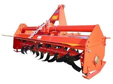 "72""  6' HTL180 COMMERCIAL GRADE FARM ROTARY GEAR DRIVEN TILLER"