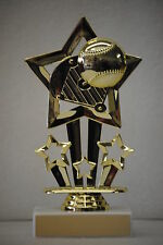 "5.5"" Baseball Star Trophy Award - Free Engraving"