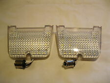 1962-1963-1964 CHEVY NOVA LED Rear  Back UP Lights 32 LED,s Very bright LED's