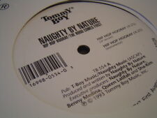 """NAUGHTY BY NATURE HIP HOP HOORAY 12"""" 2002  SEALED"""