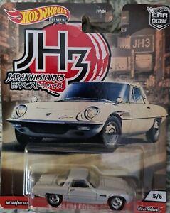 2020 Hot Wheels '68 Mazda Cosmo sport Japan Historics 3/5 free postage