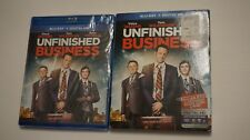 Unfinished Business Dave Franco {2015} {R} {Blu-Ray} with Slipcover