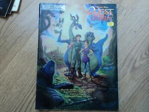 The Quest for Camelot Alto sax music  solo flute or duets and trios
