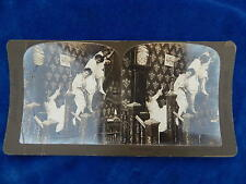 STEREOVIEW - H.C. WHITE CO - 5492 - JEUNES FILLES / Girls - TOP !