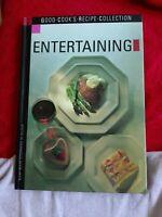 Entertaining  , Good Cook's-recipe-collection , Treasure Press Anglais