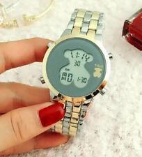 New Design Fashion Electron LED Watch Luxury Women Dress Ladies Bear Watches