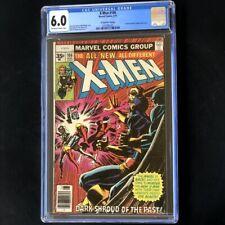 X-Men #106 (1977) 💥 CGC 6.0 💥 35 CENT PRICE VARIANT - RARE! Marvel Comic