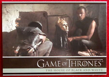 GAME OF THRONES - Season 5 - Card #05 - THE HOUSE OF BLACK AND WHITE - B