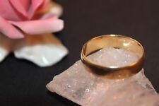 Goldring Ehering Ring Gold 585 Gelbgold Größe 67 (21,3 mm Ø)