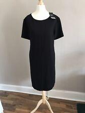 NEXT Woman Black Dress Size 16 New BNWT