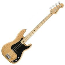 Fender FSR Limited Edition 70s Precision Bass in Natural
