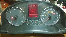 quadro strumenti VW GOLF V  ANNO 2008  vdo 110.080.375/005