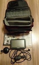 "Garmin Nuvi 50 5"" GPS Navigation System Bundle With Carrying Case Works Great"
