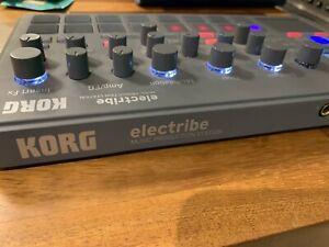 Korg Electribe EMX2 Music Production Station (grey version)