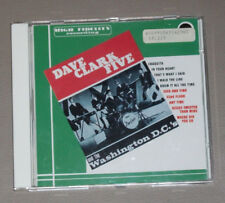 "THE DAVE CLARK FIVE         CD COMPILATION           ""THE WHASHINGTON"""