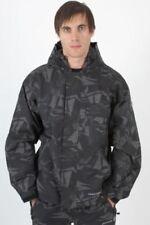 Cappotti e giacche da uomo con cappuccio impermeabili taglia L