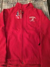 University of Alabama Ladies Crimson Yukon Style Zip Up Jacket
