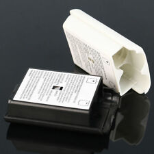 White AA Battery Pack Back Cover Shell Case Part For Xbox360 Controller Access