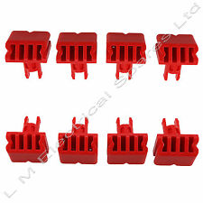8 x Sturdy Grip Clamp Vice Pegs For Black & Decker Workmate WM747 WM750 WM800
