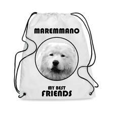 Borsa Sacca cane MAREMMANO MY BEST FRIEND