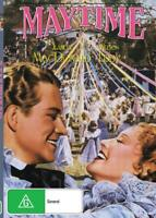 MAYTIME - JEANETTE MACDONALD - NEW & SEALED DVD FREE LOCAL POST
