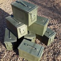 Fat 50 Army Ammo Box Ammo Can Storage Solution Tool Box Metal Box Up Cycle Tin