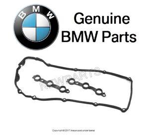 For BMW E39 525i 530i E46 320i 320Ci E83 E85 Z4 Valve Cover Gasket Set Genuine